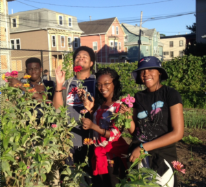 South Providence, urban agriculture, SCLT, somerset hayward