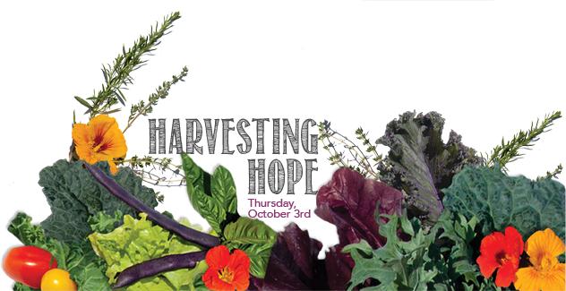 Harvesting Hope 2019 promo