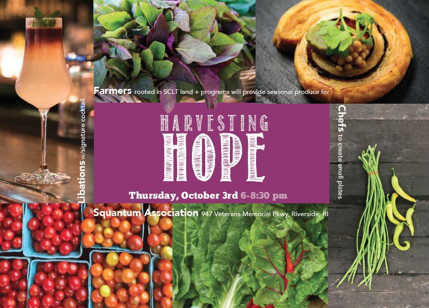 Harvesting Hope Invitation
