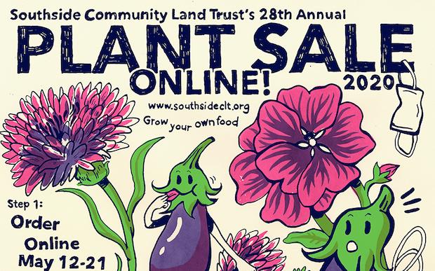 SCLT plant sale, Providence
