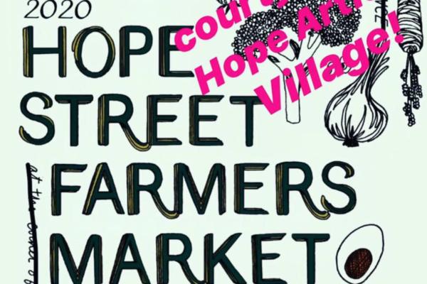 Hope Street Farmers Market